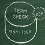 Finalyser TERM CHECK - Übersicht der Grundfunktionen