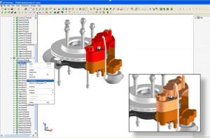 Tetra4D 3D Reviewer - Beispiel