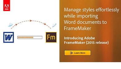 Word to FrameMaker - ein Kinderspiel