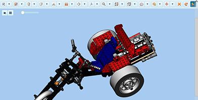 3D mit Kisters in der TechCommApp