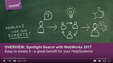 Spotlight SEARCH - Video