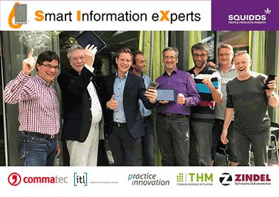 Smart Information eXperts