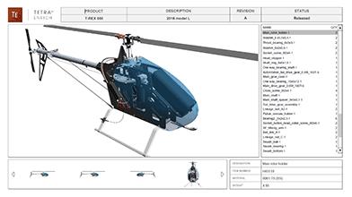 3D-PDF und HTML-Beispiele