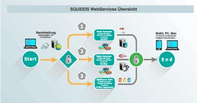 SQUIDDS WebServices